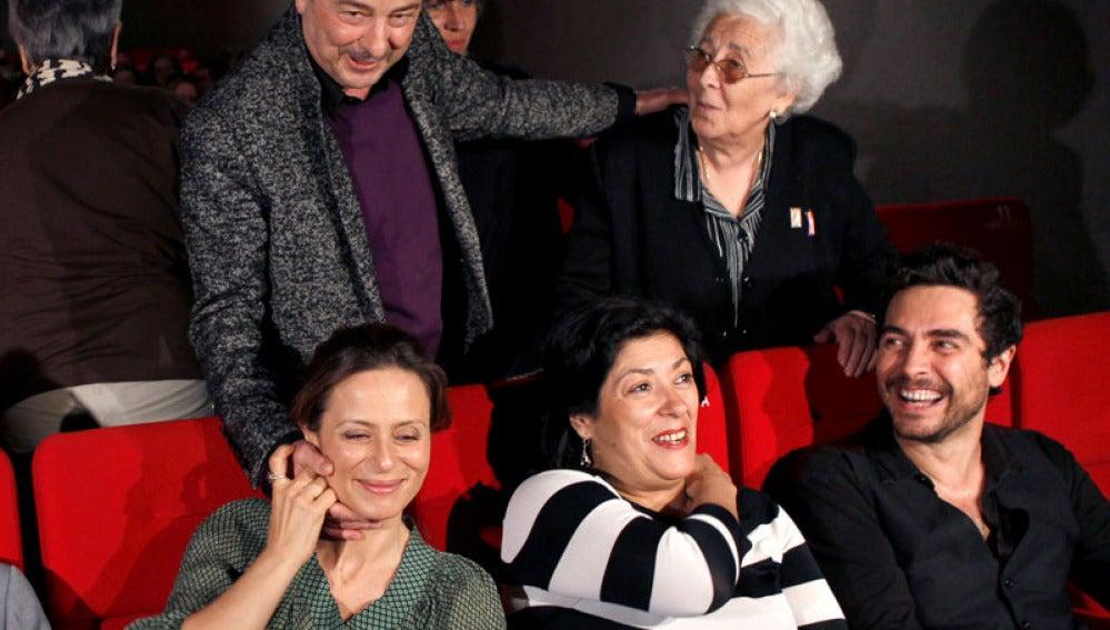 Actores presentan el documental