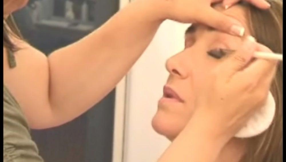 Operación maquillaje con Sandra Daviu