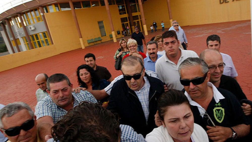 El alcalde de El Ejido sale de la cárcel