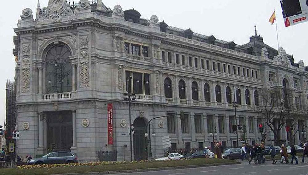 Edificio del Tesoro en Madrid