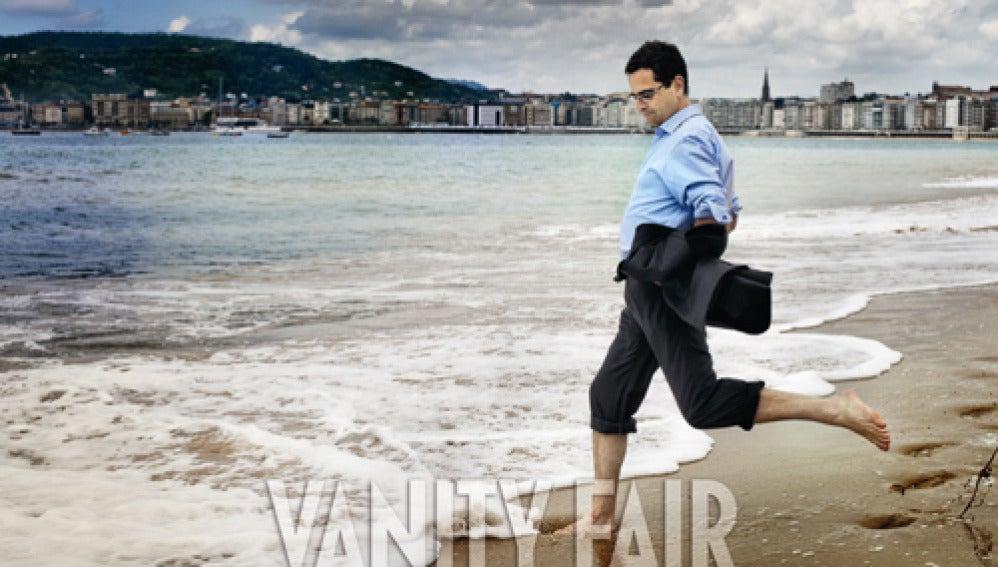 Basagoiti para Vanity Fair