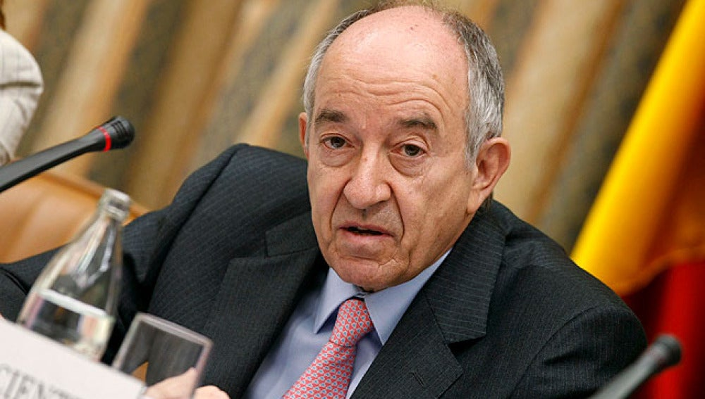 Miguel Ángel Fernández Ordóñez defiende la reforma de las pensiones