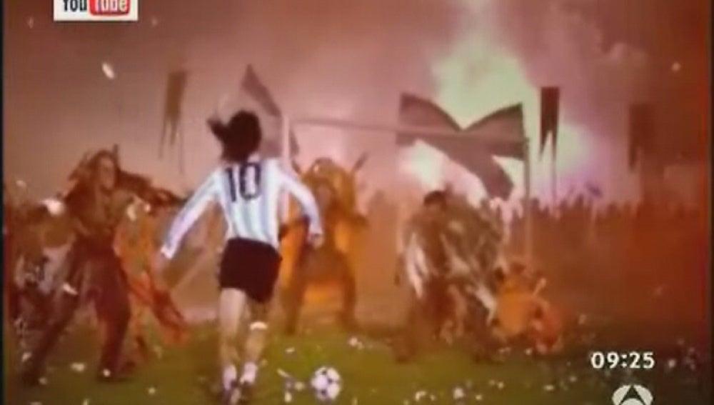 El Mundial puede con todo
