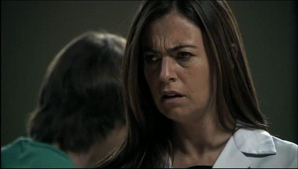 Lucía recibe un disparo