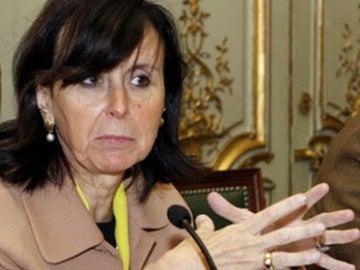 María Emilia Casas, presidenta del TC