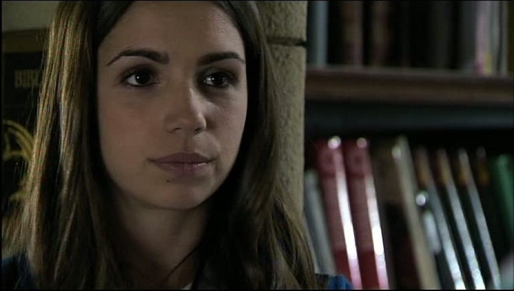 Vicky advierte a Amaia