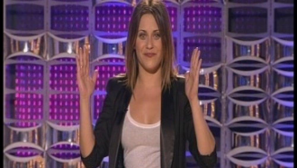 María León: Concurso