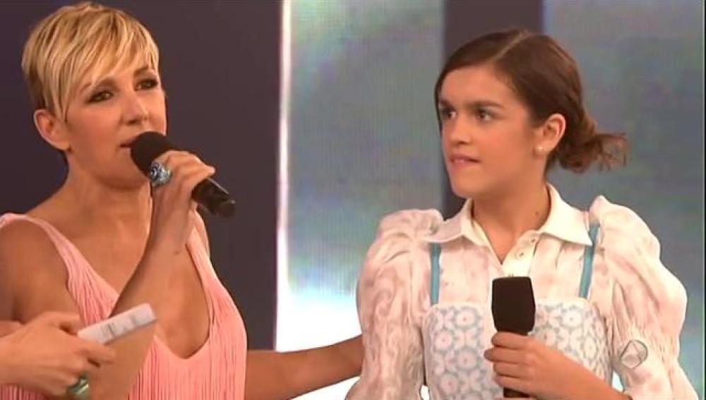 Ana Torroja y Amaia