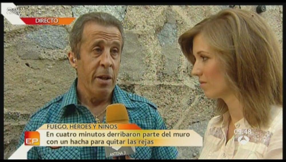 Armando, el héroe de Villaba
