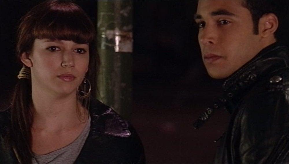 Ruth y Román