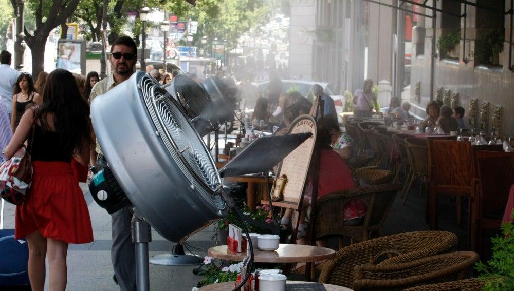 Se dispara el consumo por el calor
