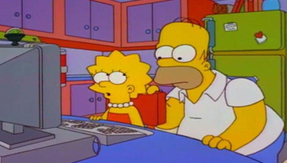 """El ordenador que acabo con Homer"""""""