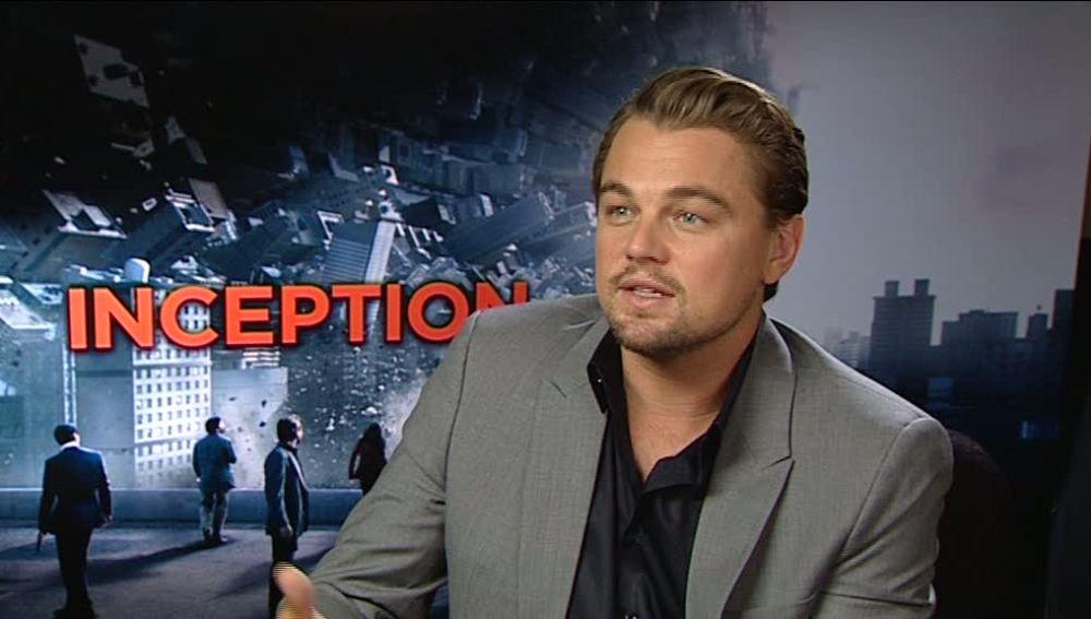 Leonardo DiCaprio protagoniza 'Origen'