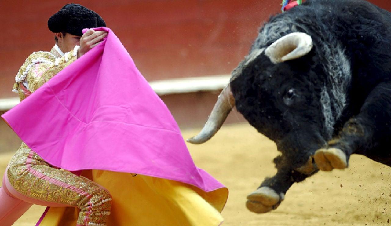 Imagen de una corrida de toros en España