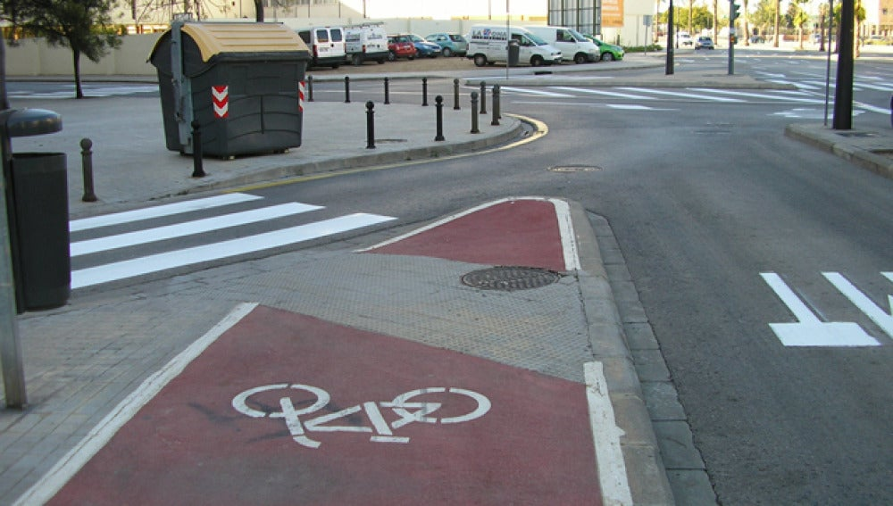 Carriles bici