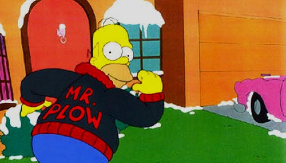 Capítulo 68 Los Simpsons