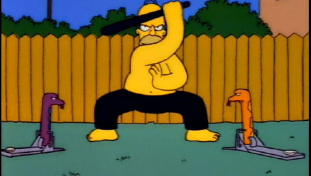 Capítulo 79 Los Simpsons