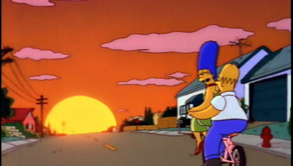 Capítulo 75 Los Simpsons
