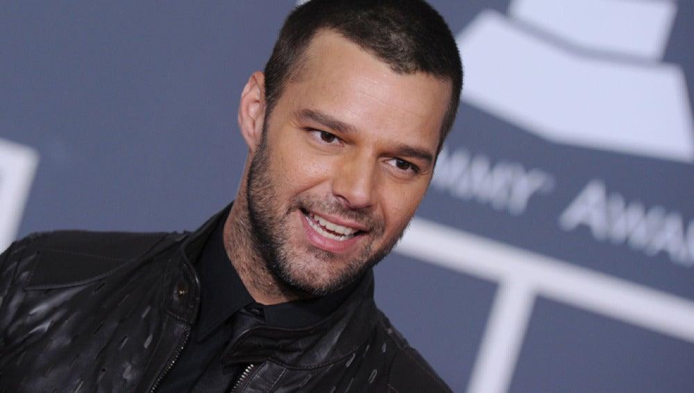 Ricky Martin/celebrities