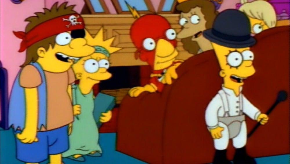 Los Simpsons, capítulo 64