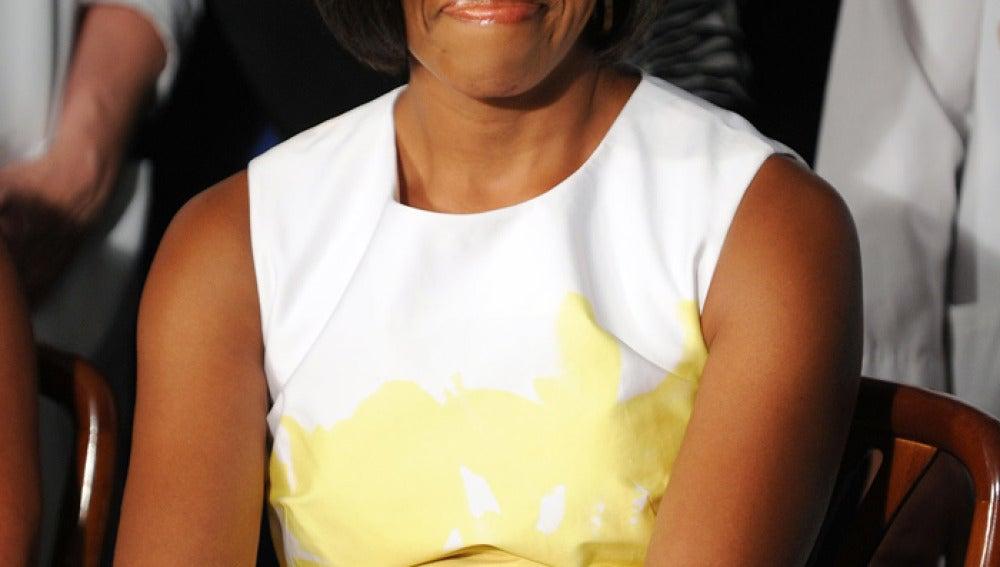 Michelle Obama vendrá a España con su hija de vacaciones
