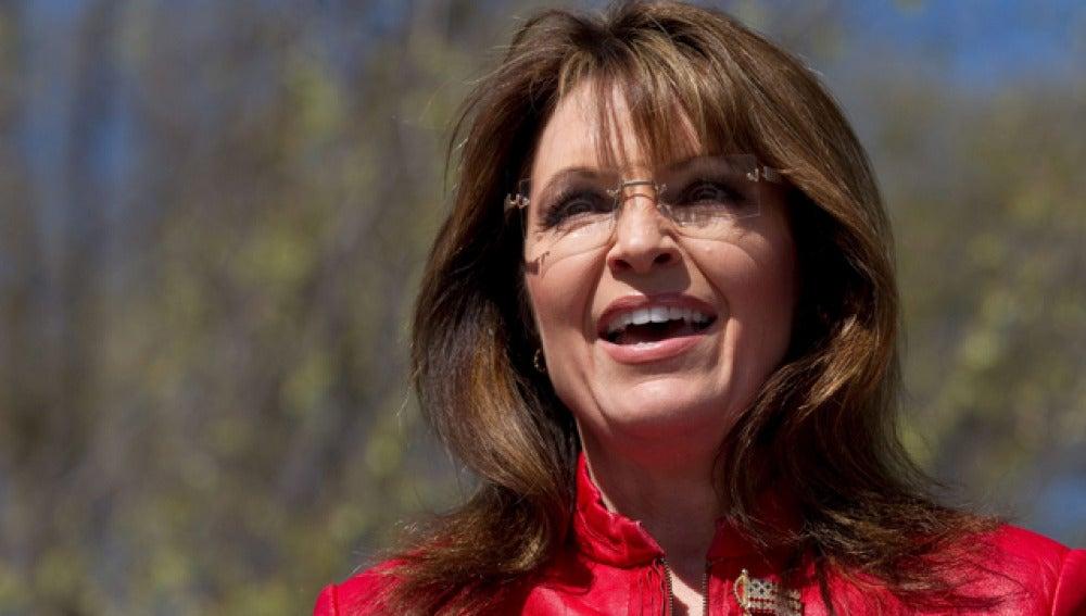 Sarah Palin, ex candidata a la vicepresidencia de estados Unidos