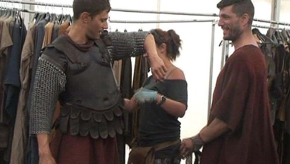 Hispania: vestuario