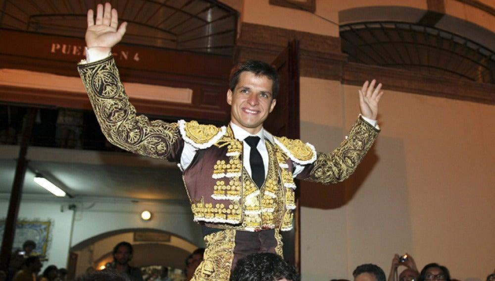 'El Juli' triunfa en la Malagueta