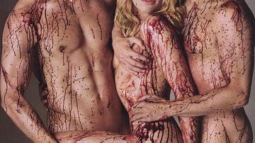 Los vampiros de 'True Blood', en Rolling Stone