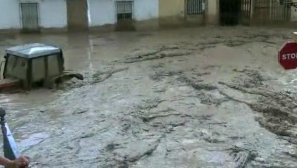 Resultado de imagen de el pueblo se inunda