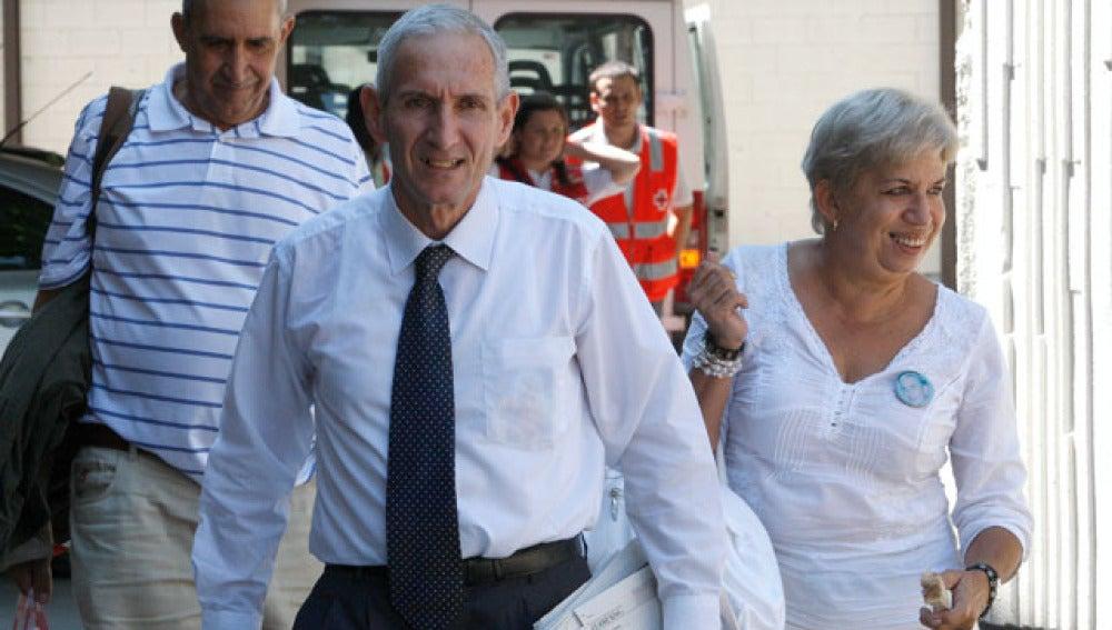 Llega a Madrid un nuevo disidente cubano