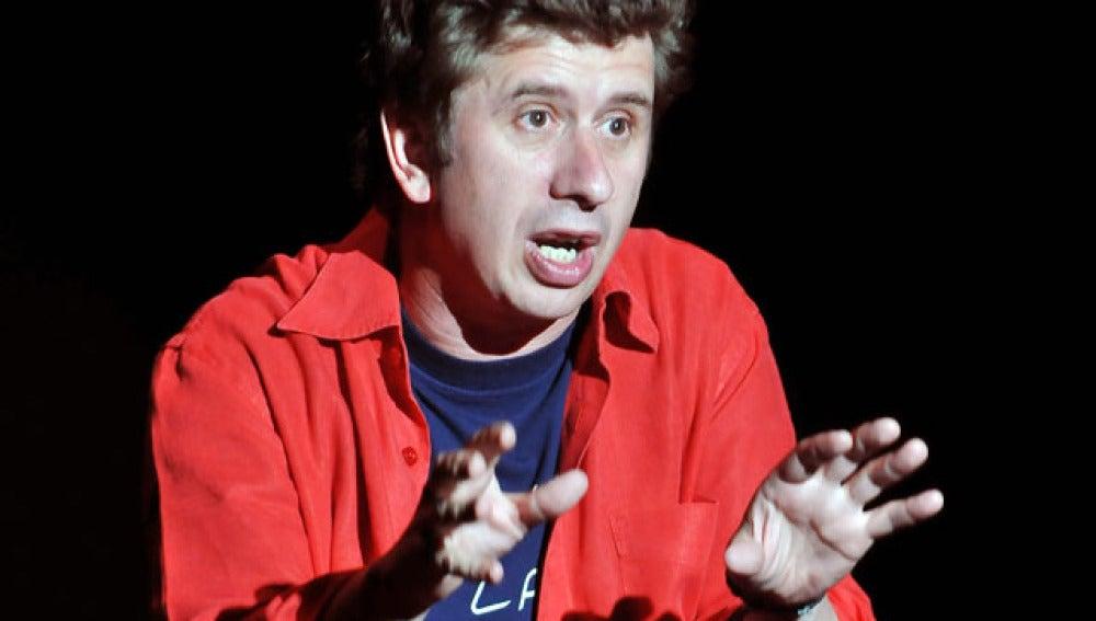 Gabino Diego vuelve al teatro