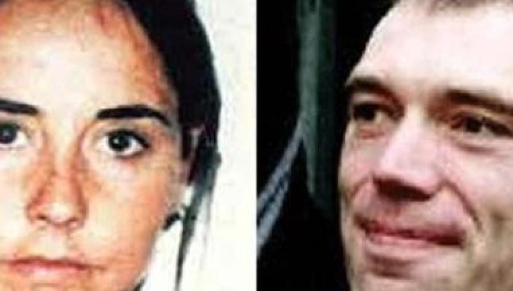 Los terroristas García Jodrá y Nerea Bengoa