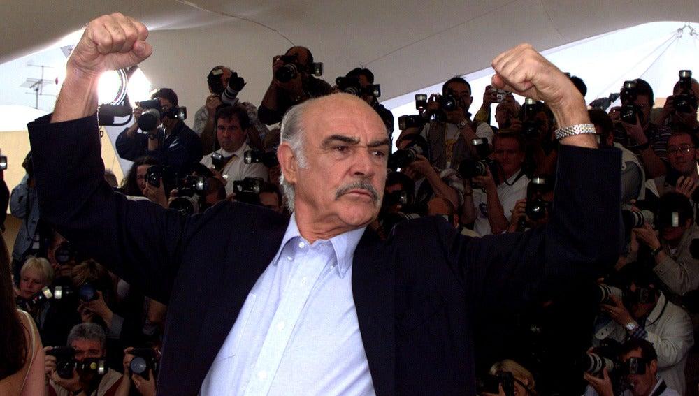 Sean Connery ya es ochentón