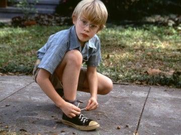 Macauly Culkin en una de sus películas