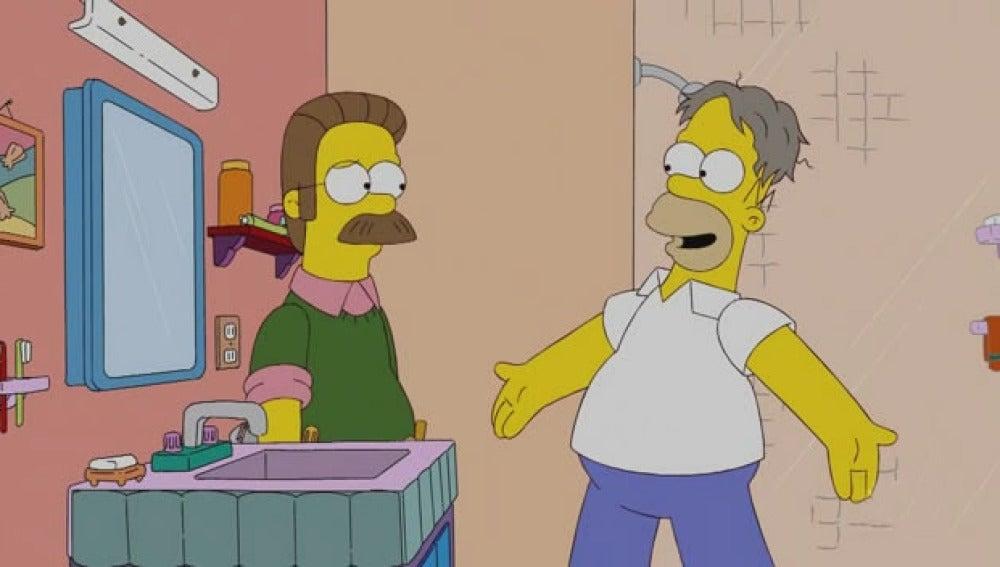 Los Simpson, capítulo 432