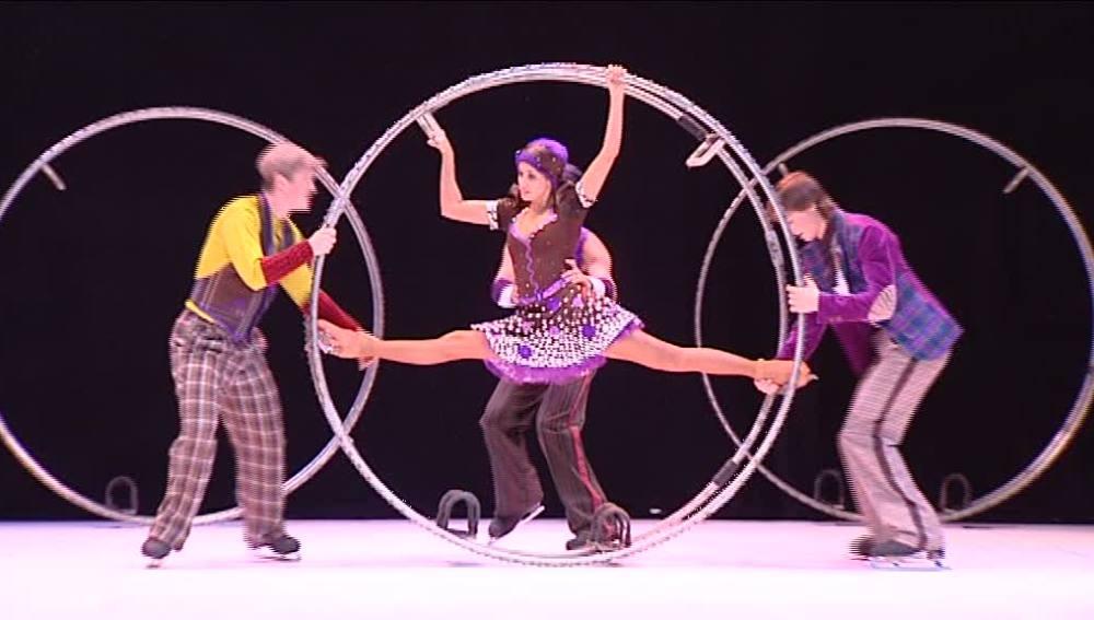 El circo del ballet