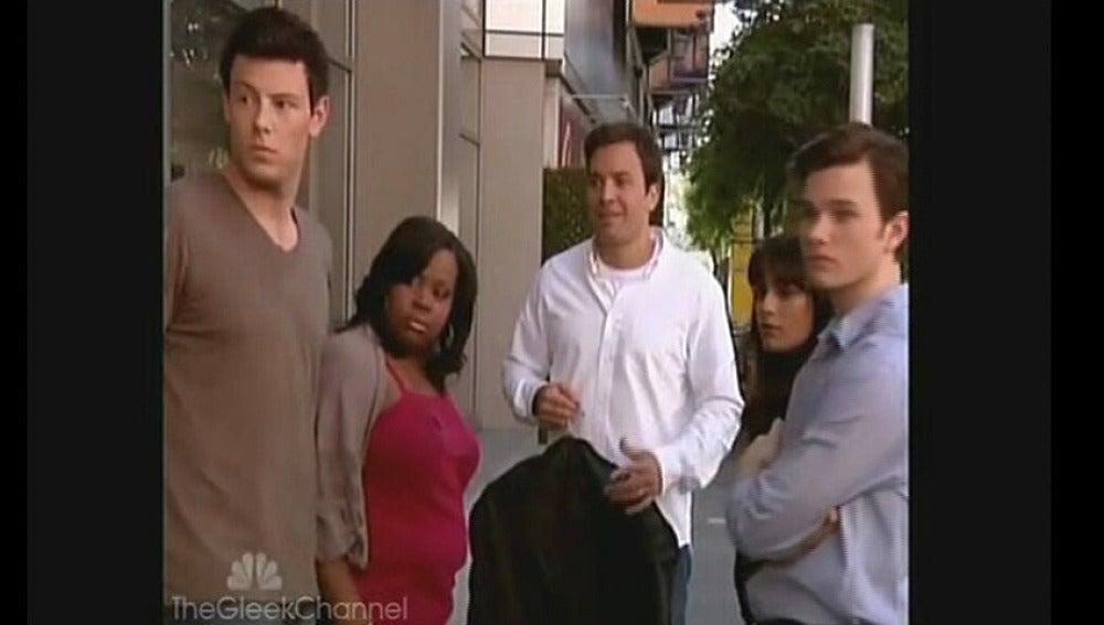 Glee en los Emmy