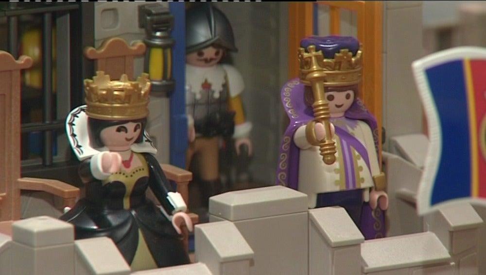 Los Reyes Católicos de Playmobil
