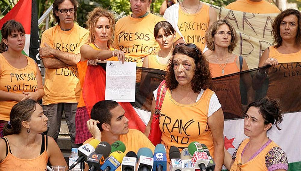 Comparecencia de los cooperantes agredidos por Marruecos