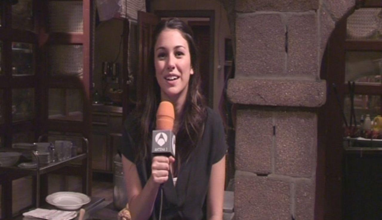 Blanca Suárez habla del final de El Internado