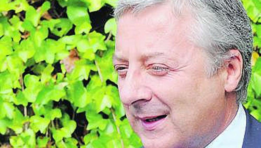 José Blanco operado de la vista