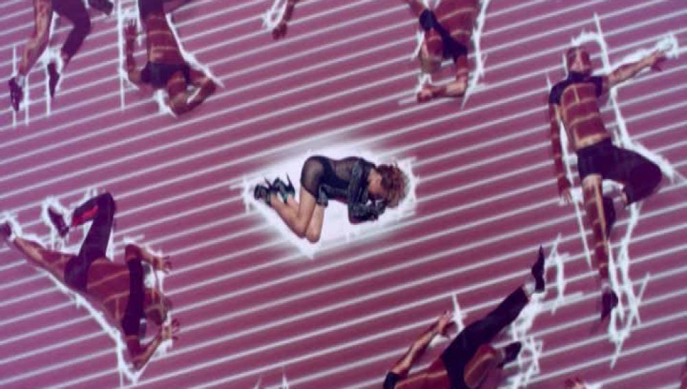 El último videoclip de Kylie Minogue