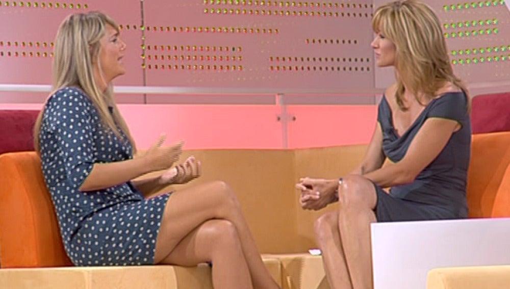 Entrevista a Isabel Sartorius en Espejo Público