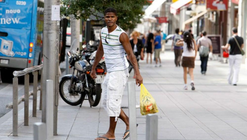 El 12,3% de la población en España es extranjera