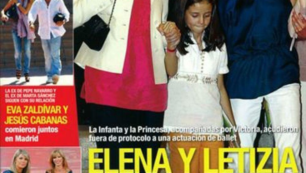 Elena y Letizia