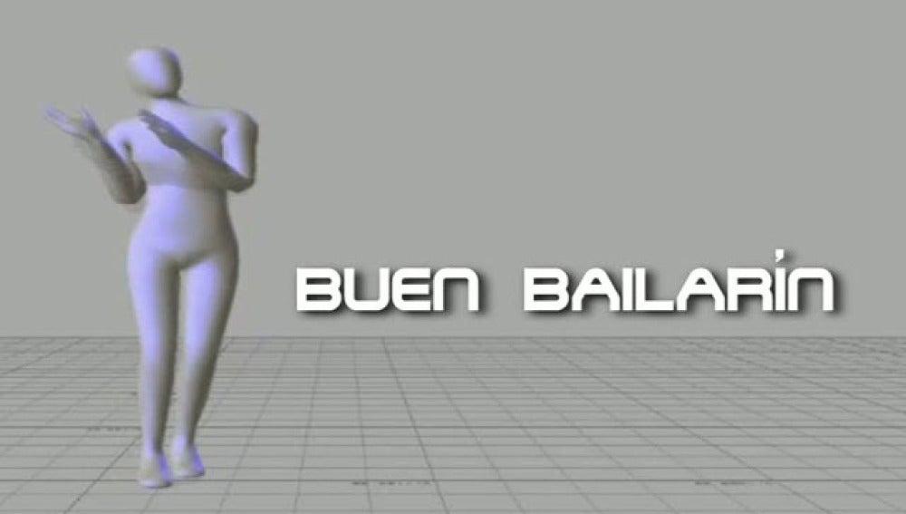 Estudio sobre el baile masculino