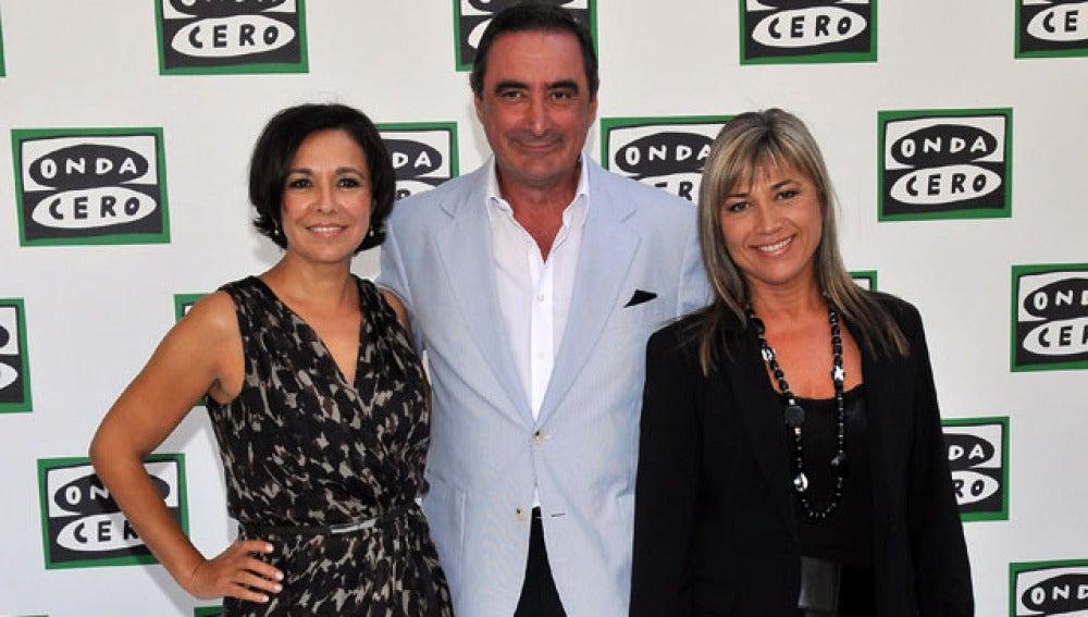 Gemio, Herrera y Otero de Onda Cero