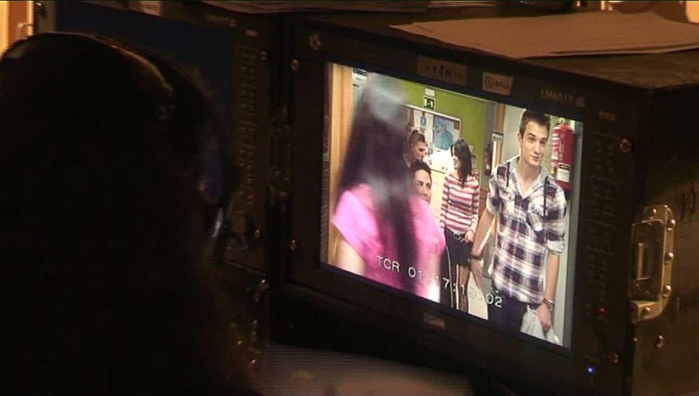 Primeras imágenes del rodaje de la sexta temporada