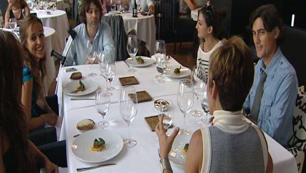 Almorzando con Ana Torroja